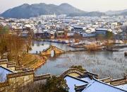 """金彭""""车轮上的秋天""""再出发,探秘中国最古老的八卦村"""