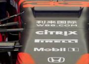 红牛新车涂装初亮相搭配本田引擎+新赞助商惹人眼