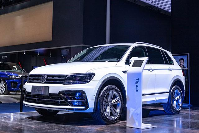 大众进口汽车强势阵容亮相2019成都国际车展