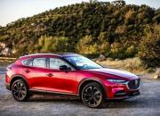全新马自达CX-4 开创轿跑SUV美学新境界
