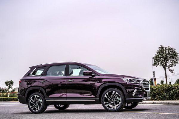 龙晶紫!捷途X90新配色车型全面供货